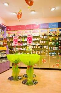 Franquicia Bottega Verde-tratamientos corporales, hasta otros específicos: para el cabello, maquillaje, perfumes