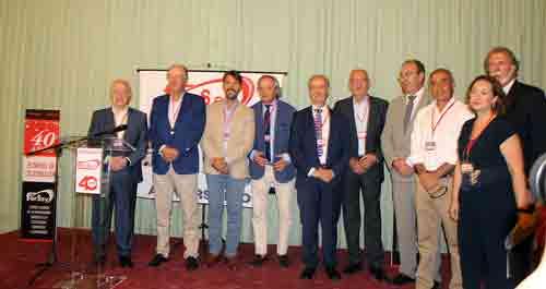 Fersay celebró su 40 aniversario como la cadena líder en su sector