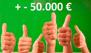 Entre las marcas de bajo coste y las cadenas para grandes inversores, y sabiendo que la media se sitúa en los 50.000 euros, hay un amplio rango.