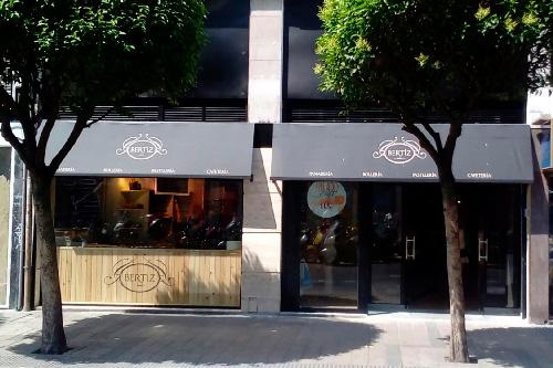 Bertiz inaugura un nuevo Bakery Coffee en Valladolid
