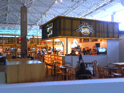 Bertiz inaugura un nuevo Bakery Coffee en el Aeropuerto de Fuerteventura