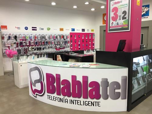 Blablatel Telefonía Inteligente, cinco nuevas franquicias
