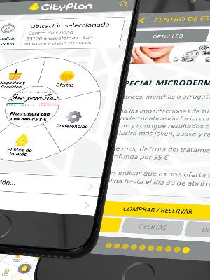 CityPlan incrementa su potencial de comunicación con nuevas funcionalidades en su App