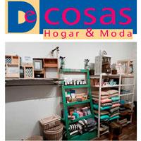 De Cosas Hogar & Moda inaugura en Sant Feliu de Guixols y Playa D´Aro