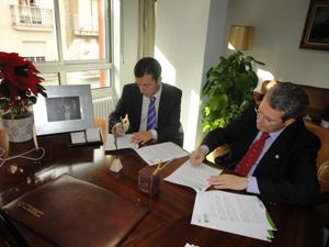 Grupo Dabo Consulting firma un convenio de colaboración con el Ilustre Colegio Oficial de Médicos de Jaén en materia de protección de datos