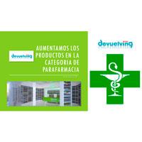 Devuelving.com, nueva tienda de Parafarmacia
