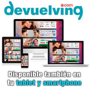 Devuelving.com pone a disposición de todos sus franquiciados una App para Smartphone y Tablet
