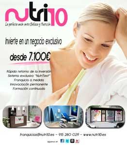 """Nutri10 """"Suma y Sigue"""""""
