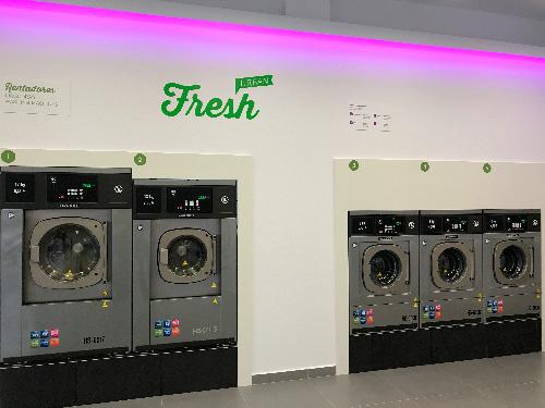Fresh Laundry abre una nueva lavandería en Diagonal Mar de Barcelona