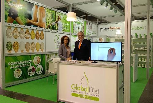 GlobalDiet estará presente por primera vez en Expofranquicia 2017