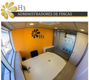 Franquicia h3 administradores de fincas franquicias for Administradores de fincas en leon