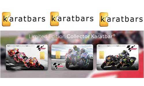 KARATBARS Producto Oficial MOTOGP