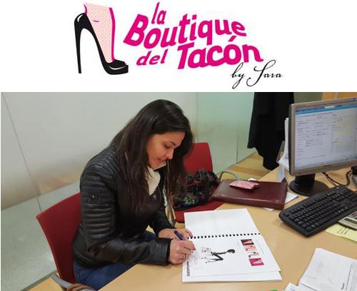 Adriana Castesana, franquiciada La Boutique del Tacón
