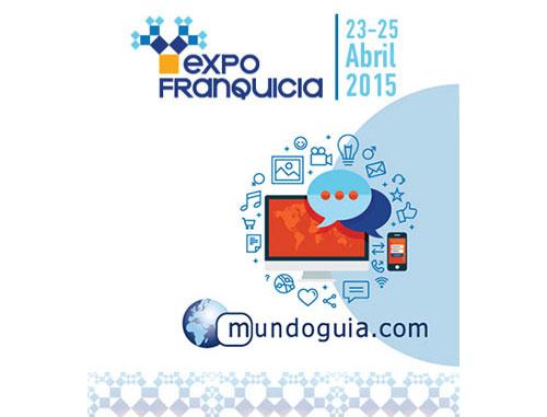 MUNDOGUIA presenta su nuevo modelo de negocio en Expofranquicia 2015