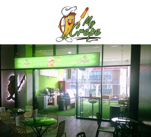 My Crepe abre una nueva tienda en la ciudad de Panamá