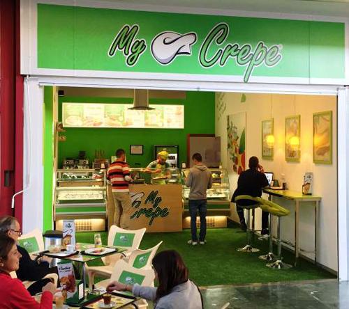 Nueva tienda de la Franquicia My Crepe en Benidorm