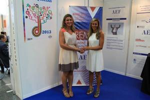 Grupo Orbere recibe el premio FrankiNorte 2013