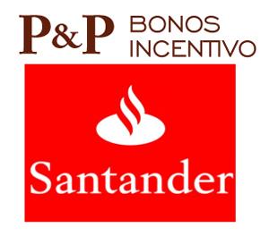 El grupo Santander renueva su campaña estudiantes con el grupo Bonoincentivo