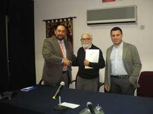 SAVIP firma un convenio de colaboración con el Colegio de Administradores de Fincas de Murcia