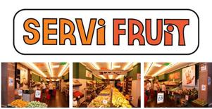 La franquicia de fruterías Servifruit abrirá en Calella