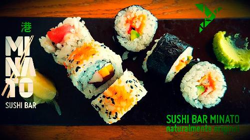 Franquicia Sushi Bar MINATO en EXPOFRANQUICIA