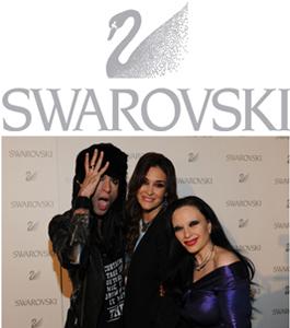 Fuencarral vibrante y brillante con SWAROVSKI