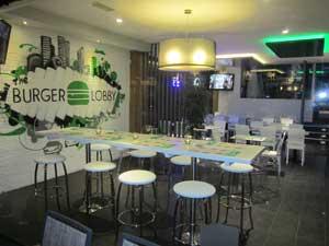 El sexto The Burger Lobby en Madrid, en plena Milla de Oro de la restauración madrileña