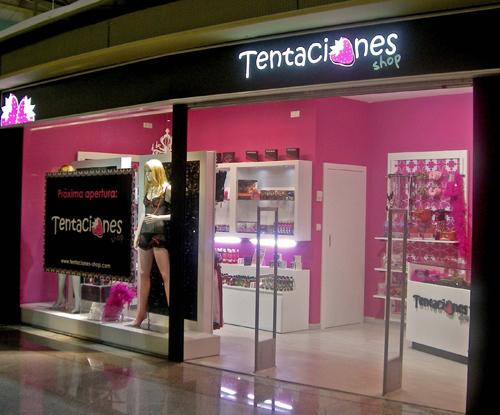 Tentaciones Shop, inaugura su nueva tienda en Hopitalet de Llobregat