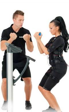 Franquicia Activo Electrofitness- lo utilizan desde los atletas profesionales hasta la tercera edad con dificultades de movimiento.