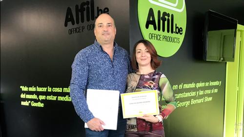 Alfil.be Papeleria & Hobby (Castellón)