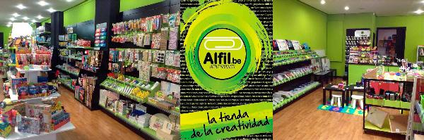 Franquicia Alfil.be. Una oferta de productos líder en su ámbito tanto a nivel de número de referencias disponibles como a nivel de precio competitivo.