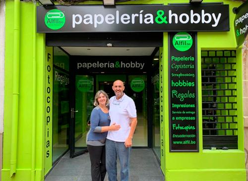 Alfil.be inaugura tienda en Valencia