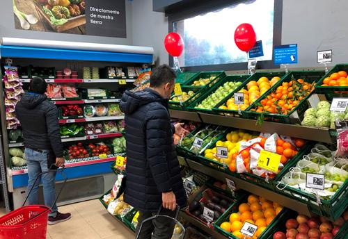 EROSKI inaugura un nuevo Supermercado Franquiciado en Horche (Guadalajara)