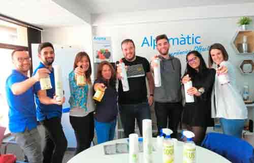 Nueva apertura de Alpematic en Madrid