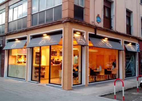 Franquicias Bertiz. Los establecimientos Bertiz constituyen un modelo de negocio especializado diferente, basado en un posicionamiento de alta calidad en el producto.