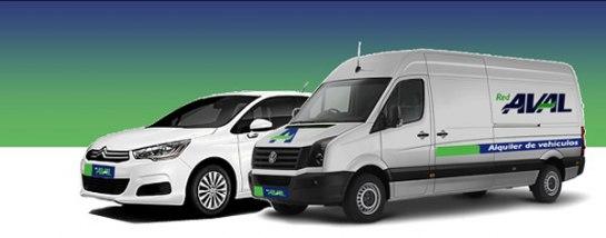 Aval Rent a Car Franquicias-línea de negocio orientada al vehículo de sustitución