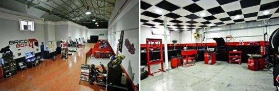 Brico Box Franquicias-para facilitar cualquier operación de mantenimiento o reparación de turismo, 4x4, furgonetas, scooter y motocicletas.