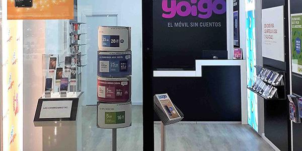 Yoigo - Tiendas Bymovil, de manera periódica, desde el Departamento de Formación se enseñarán técnicas de venta y gestión, así como el funcionamiento de las aplicaciones necesarias para el correcto funcionamiento el negocio.