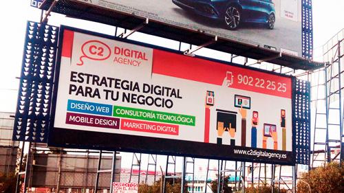 C2 Digital Agency arranca su campaña publicitaria