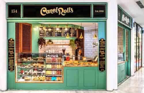 Canel Rolls, marca líder de Inversiones Venespor, llega a Sevilla