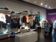 Franquicia Captivate Shops. Puesta en marcha del negocio y formación inicial.