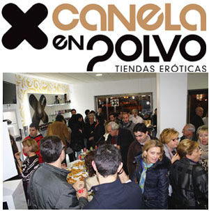 Valencia inaugura su tienda Canela en Polvo con una mutitudinaria acogida de más de 200 personas