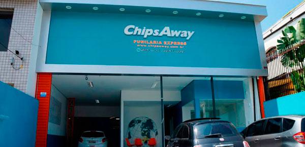 ChipsAway Franquicias. cuenta con 6 franquiciados operativos en España y mantiene activo su plan de expansión. La central se encuentra localizada en Málaga.