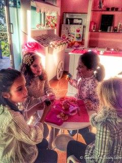 Franquicia Chiquititas Spa.  Un mundo de ensueños, lleno glamour, brillos y fantasías para que lo puedas disfrutar junto a tus amigas.