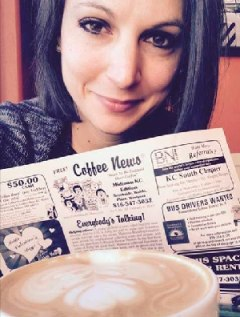 Coffee News es un aire fresco para todos aquellos que buscan distraerse mientras toman un café o comen