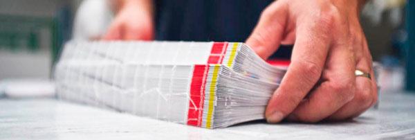 Copicentro Franquicias. Copicentro ha sido pionera en Andalucía en incluir una impresora HP de ancho especial (3.60m), esto les ha permitido ofrecer otro tipo de productos y ampliar la oferta de negocio.
