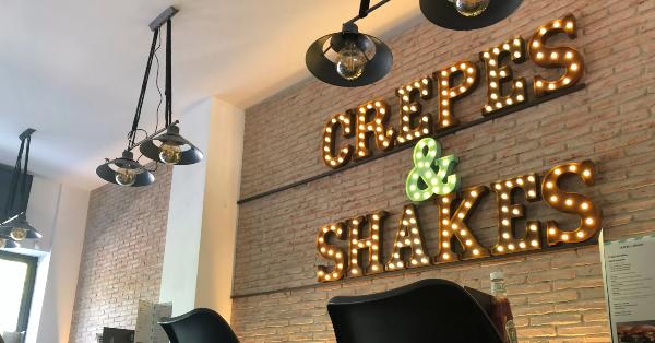 Crêpes & Shakes