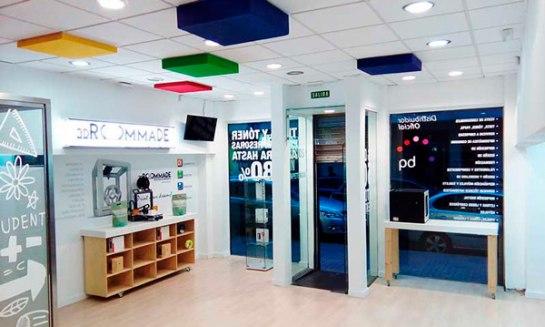 Franquicias DeBuenaTinta. 3 negocios en 1 . Una tienda Debuenatinta es un espacio multidisciplinar dedicado a la impresión en todas sus formas