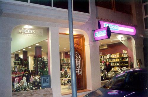 Franquicias DE COSAS, HOGAR y MODA. Un lugar diseñado a medida y con diversidad de secciones.
