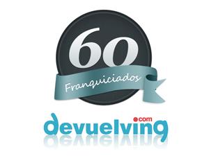 60 franquiciados con Devuelving.com tienen ya su negocio On-Line
